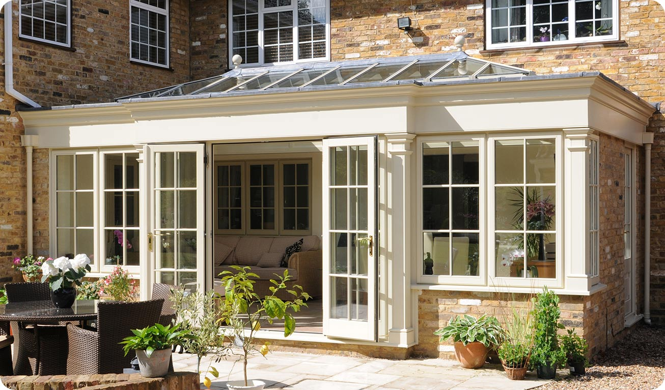 Traditional Conservatories, Woodcraft Windows Oxford