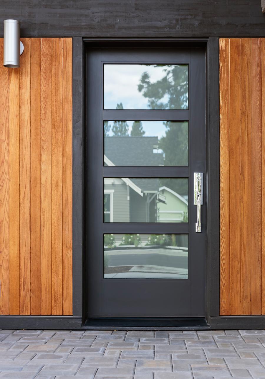Beautifully finished aluminium front doors for period homes  |Aluminium Front Doors