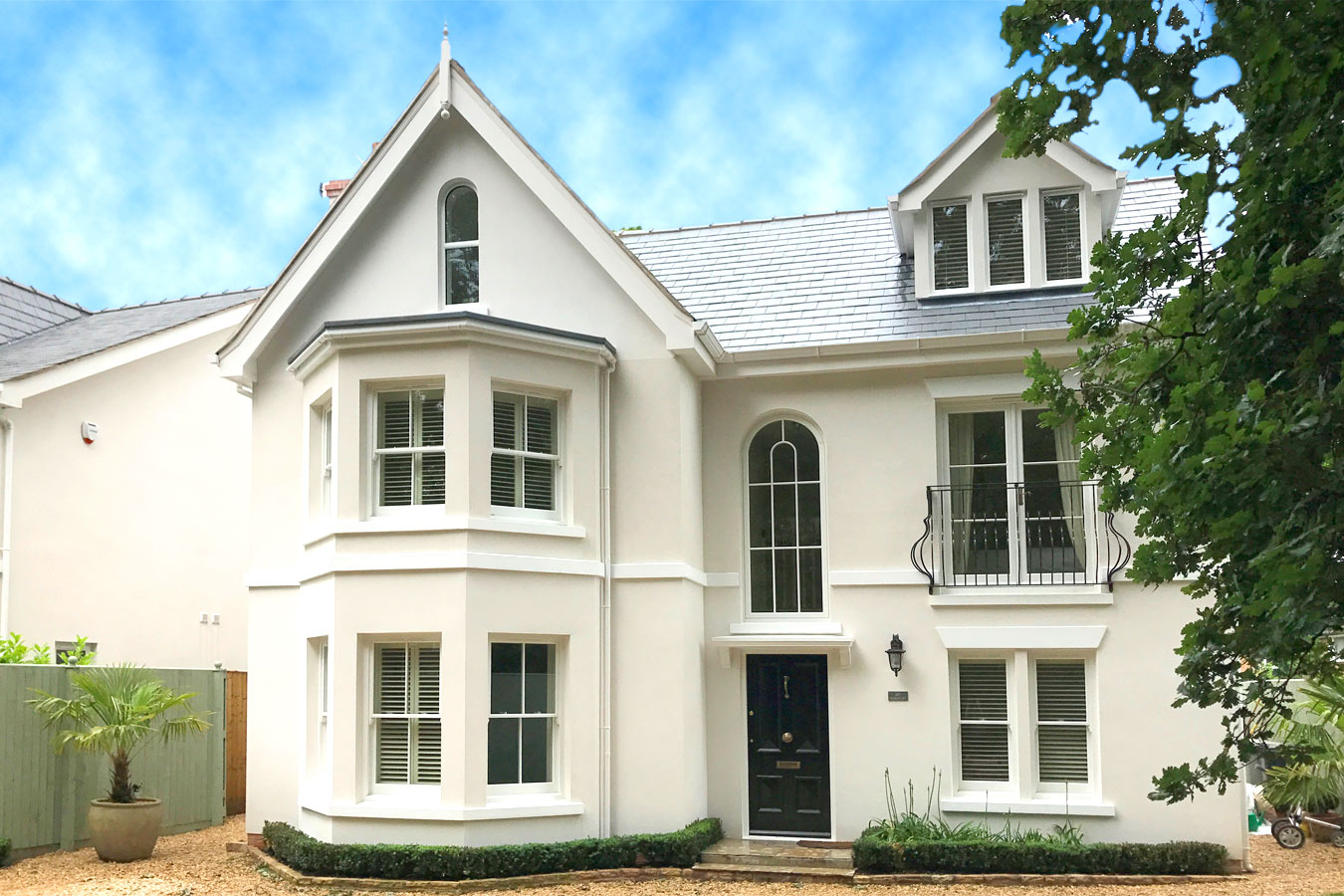 timber sash windows oxford, woodcraft windows