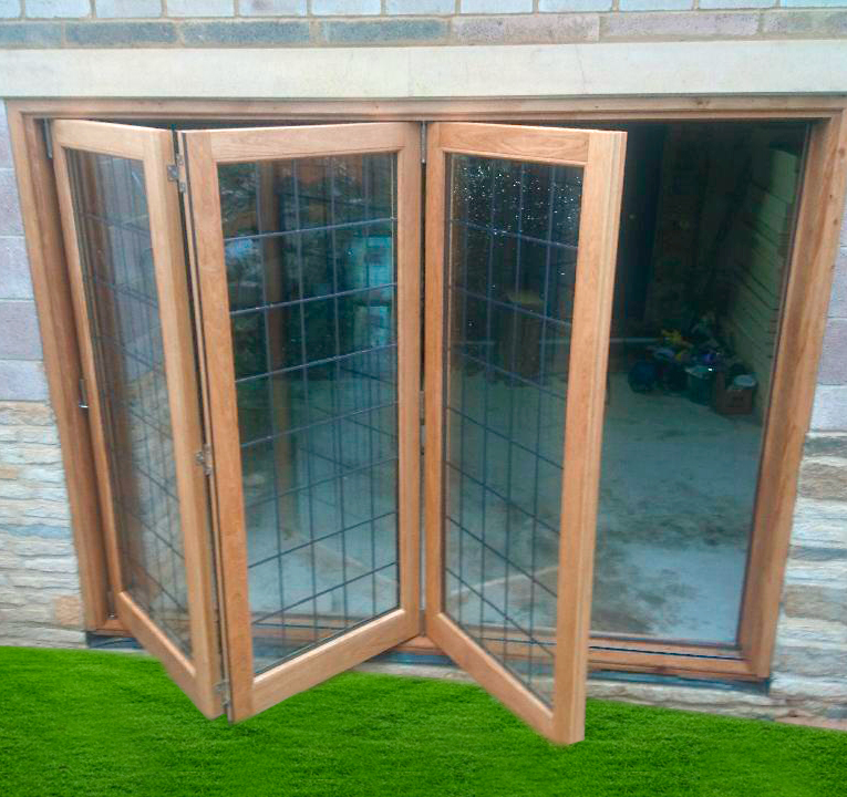 Stunning Timber Bifold Doors For New And Traditional Homes