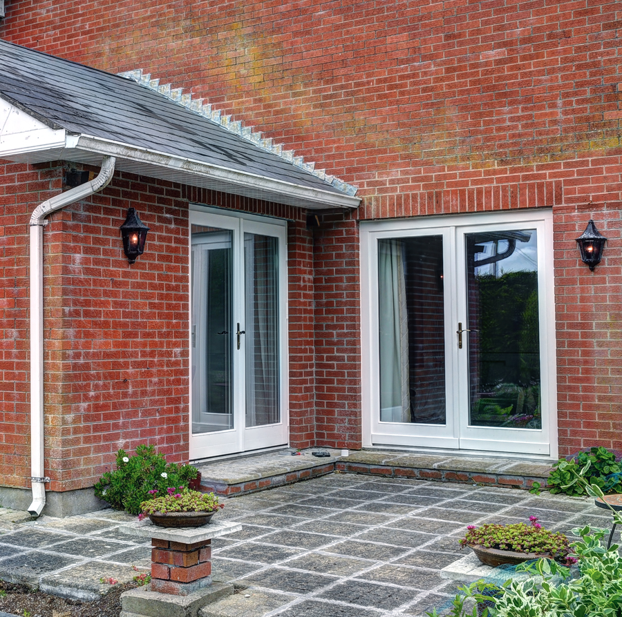 Beautiful Timber French Doors For Traditional Homes