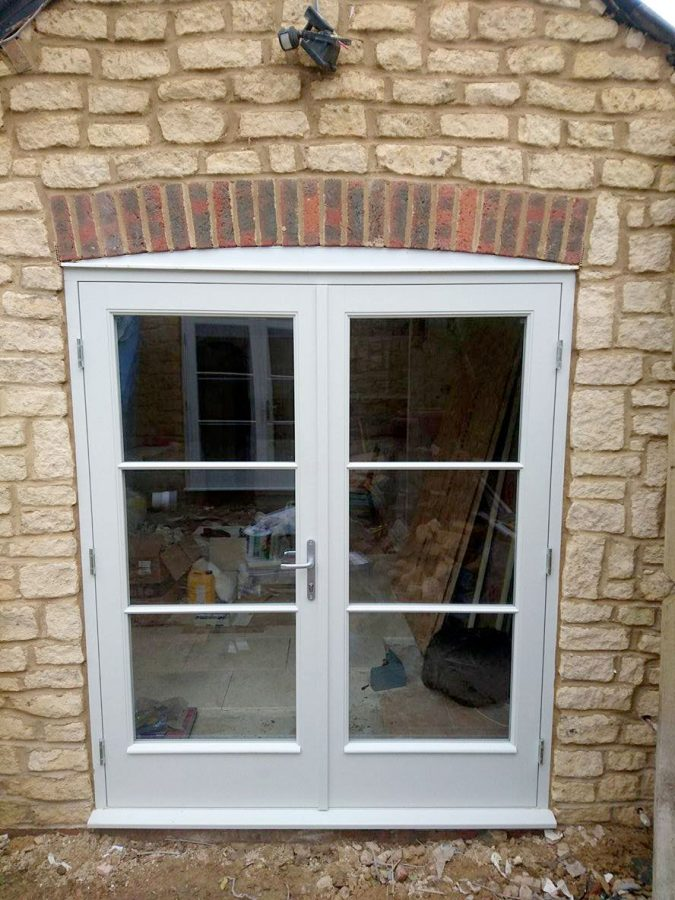 Timber windows and doors for period properties in Oxfordshire