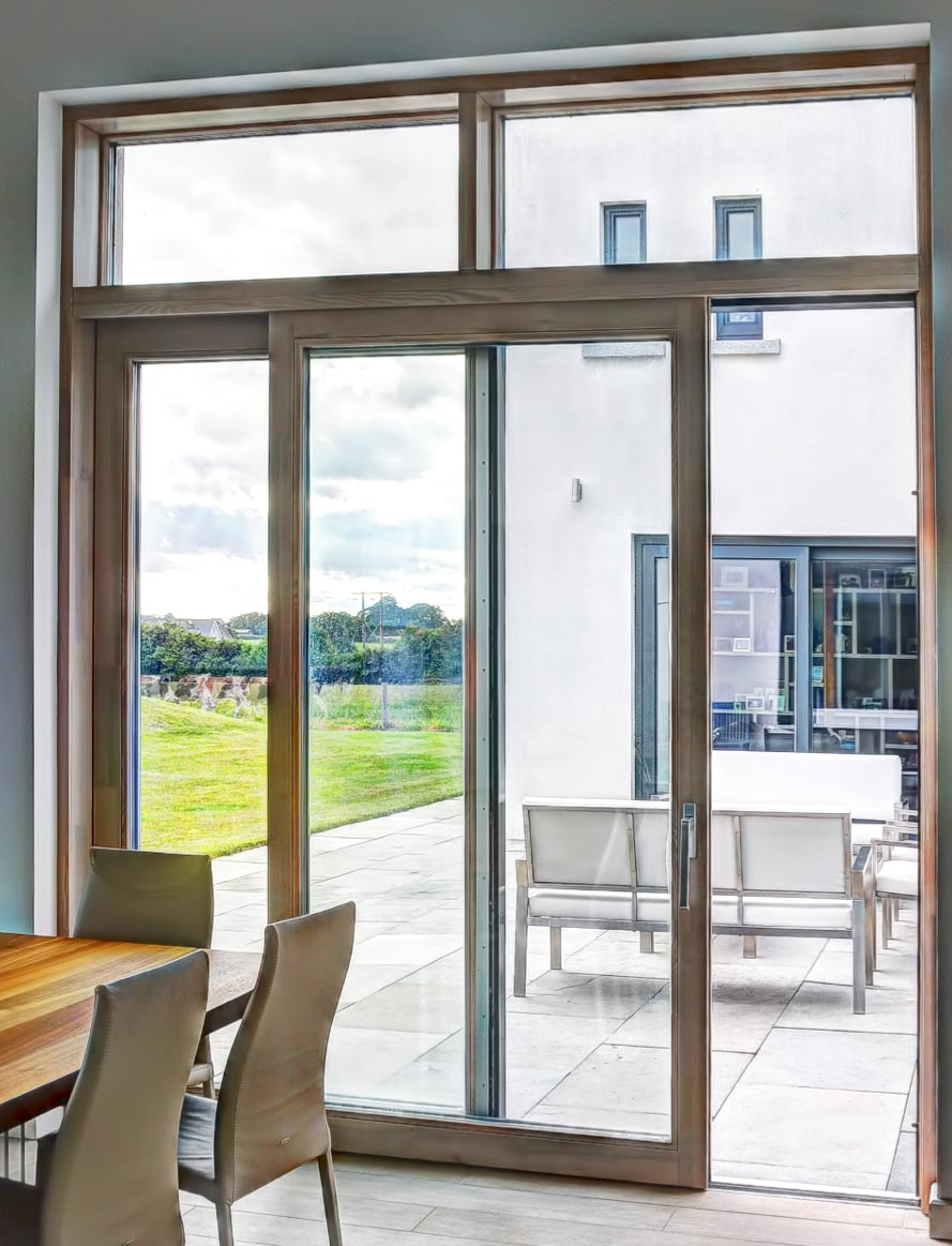 Beautifully Crafted Timber Sliding Doors For Heritage Homes
