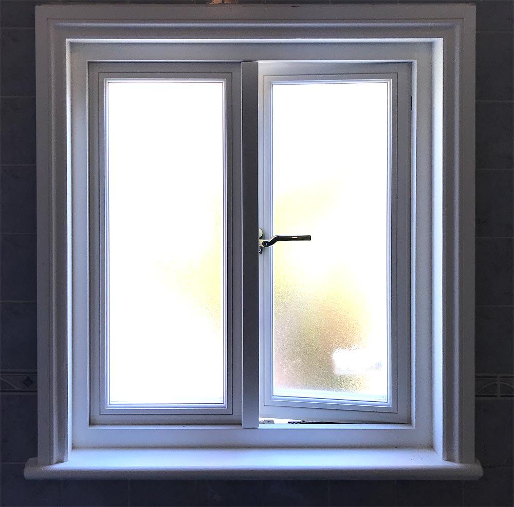New Wooden Windows And Front Door In Jericho